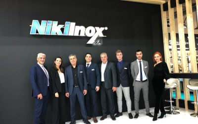Niki Inox at Horeca 2020