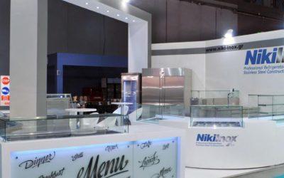 Η Niki Inox στην έκθεση HOST 2015 στο Μιλάνο