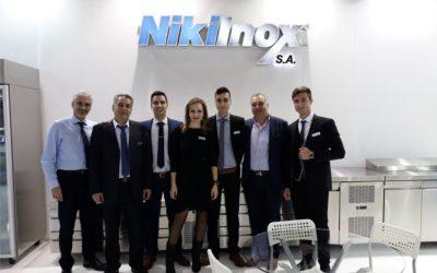 Niki Inox at Internorga 2018