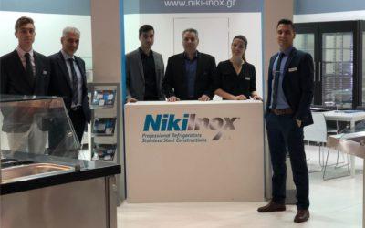 Η Niki Inox στην Internorga 2018